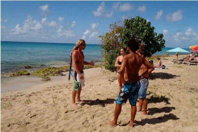 Beach Instruction